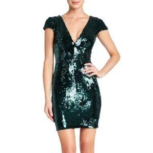 Dress the Population Sequin Minidress